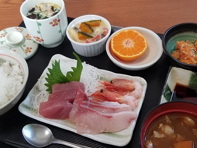 定食(魚)