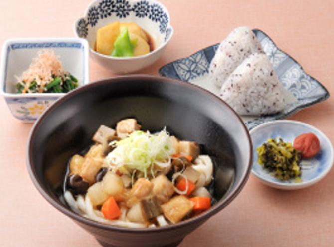 日替わり麺類